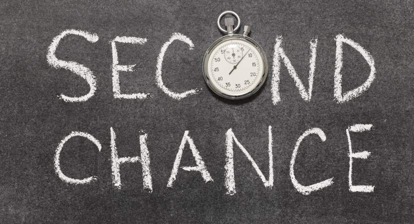 Second Chance - A single mistake cannot ruin one's LIFE